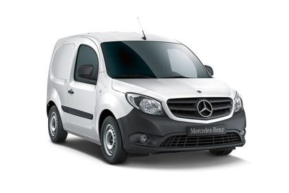 Lease Mercedes-Benz Citan van leasing