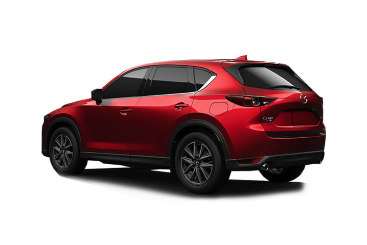 Mazda CX-5 SUV 2.2 SKYACTIV-D 150PS SE-L 5Dr Manual [Start Stop] back view
