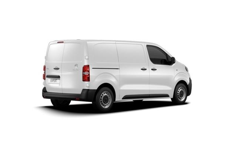 Peugeot Expert Standard 1400Kg 2.0 BlueHDi FWD 150PS Asphalt Van Manual [Start Stop] back view