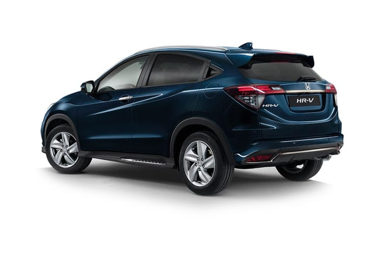 Honda HR-V SUV 5Dr 1.6 i-DTEC 120PS S 5Dr Manual [Start Stop] back view