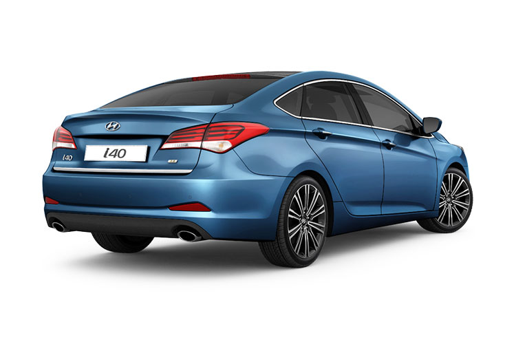 Hyundai i40 Saloon 1.6 CRDi 136PS SE Nav 4Dr Manual [Start Stop] back view