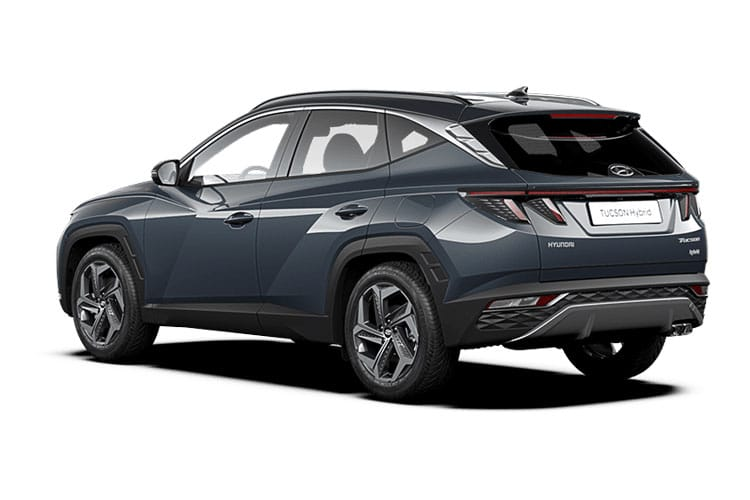 Hyundai Tucson SUV 1.6 GDI 132PS N Line 5Dr Manual [Start Stop] back view