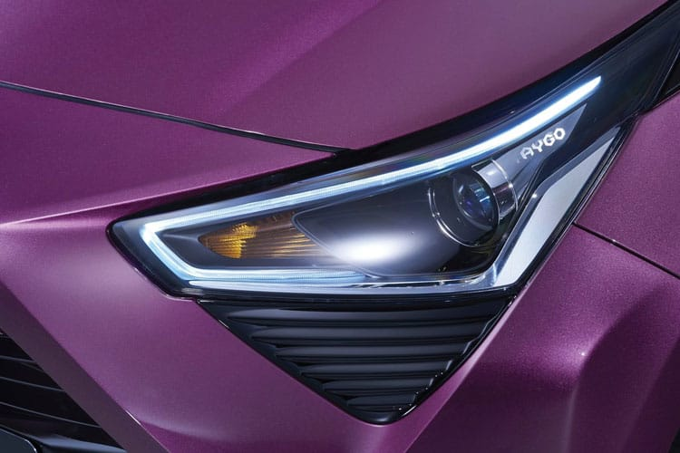 Toyota Aygo Hatch 5Dr 1.0 VVTi 71PS x-trend 5Dr Manual detail view