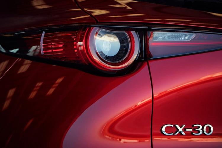 Mazda CX-30 SUV 2.0 e-SKYACTIV G MHEV 122PS GT Sport 5Dr Manual [Start Stop] detail view