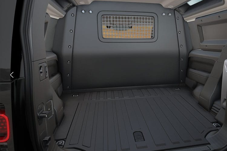 Land Rover Defender 110 Hard Top 3.0 D MHEV 4WD 300PS Hard Top HSE Hard Top Auto [Start Stop] [2Seat] detail view