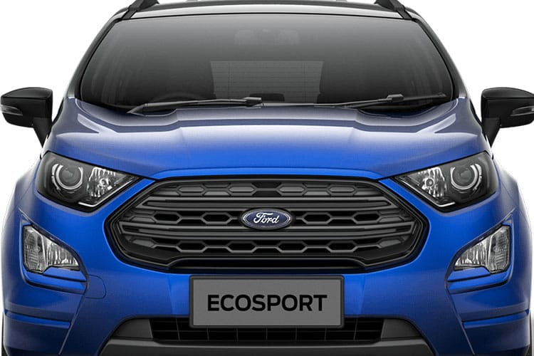 Ford EcoSport SUV 2WD 1.0 T EcoBoost 140PS ST-Line Black 5Dr Manual [Start Stop] [X Pack] detail view
