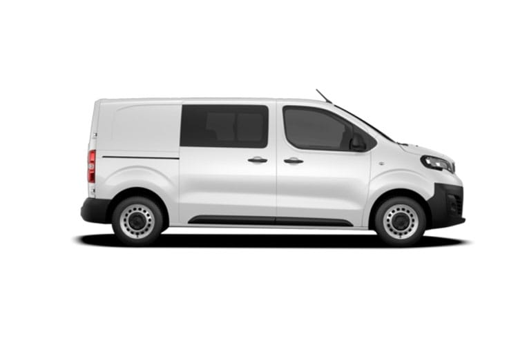 Peugeot Expert Standard 1200Kg 2.0 BlueHDi FWD 180PS Asphalt Crew Van EAT8 [Start Stop] detail view