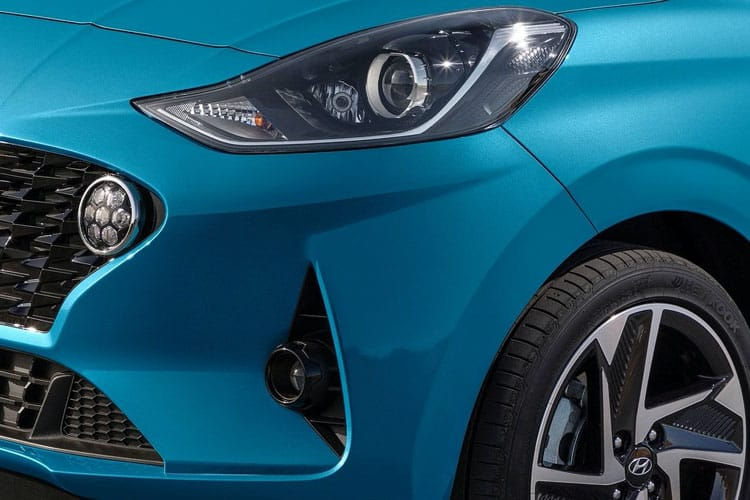 Hyundai i10 Hatch 5Dr 1.2  84PS Premium 5Dr Auto [Start Stop] [Tech] detail view