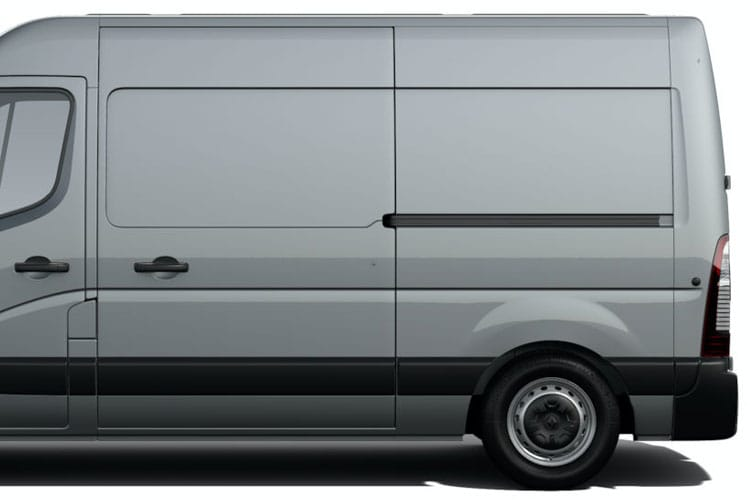 Renault Master LWBL 35 4X4 2.3 dCi 4WD 130PS Business Van Medium Roof Manual detail view