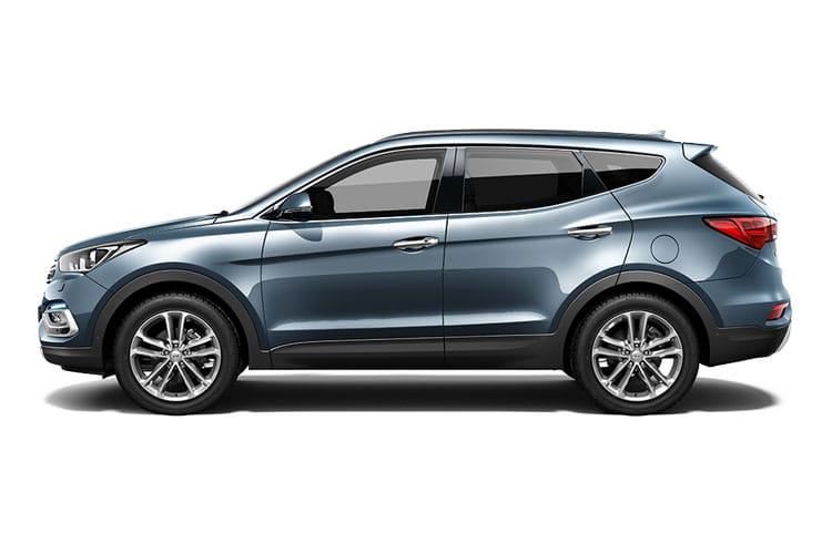 Hyundai Santa Fe SUV 2WD 1.6 h T-GDi 230PS Ultimate 5Dr Auto [Start Stop] [7 Seat] detail view