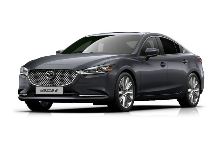 Mazda Mazda6 Saloon 2.0 SKYACTIV-G 145PS SE-L 4Dr Manual [Start Stop] front view