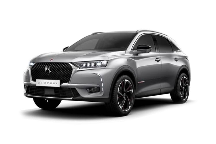 DS Automobiles DS 7 Crossback SUV 5Dr 1.6 PureTech 180PS Performance Line 5Dr EAT8 [Start Stop] front view