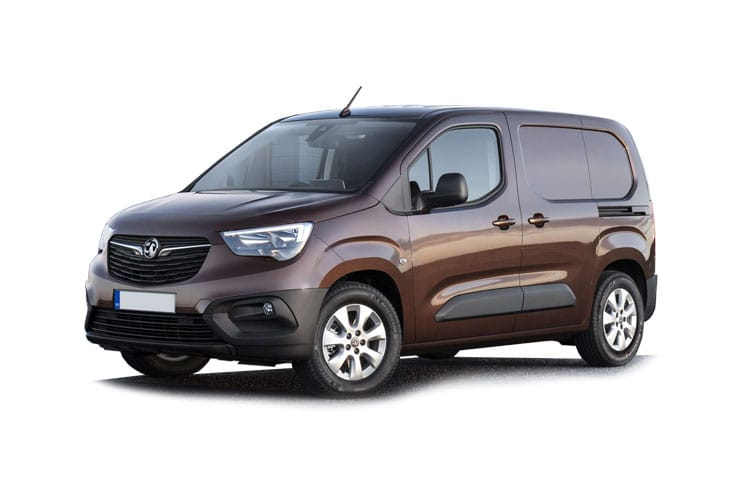 Vauxhall Combo Cargo L1 2300 4x4 1.5 Turbo D 4WD 130PS Edition Van Manual [Start Stop] front view