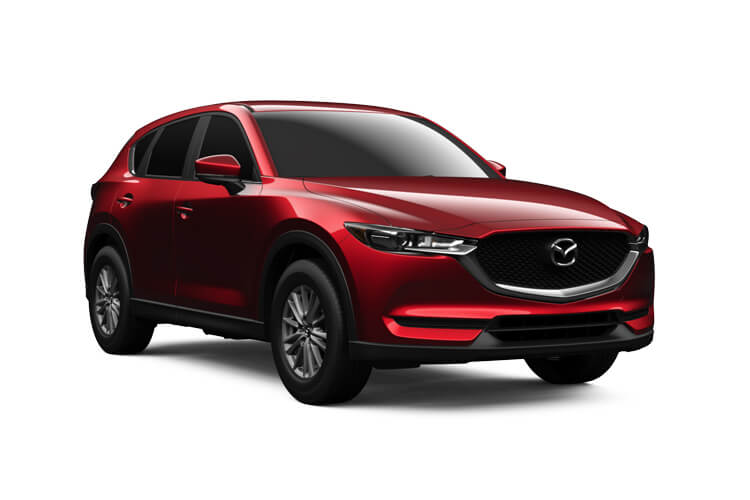 Mazda CX-5 SUV 2.2 SKYACTIV-D 150PS Sport 5Dr Auto [Start Stop] front view