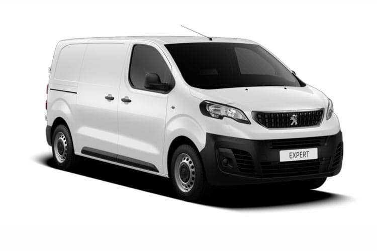 Peugeot Expert Standard 1400Kg 2.0 BlueHDi FWD 150PS Asphalt Van Manual [Start Stop] front view