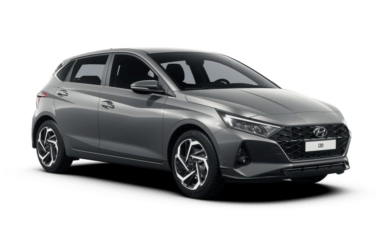 Hyundai i20 Hatch 5Dr 1.0 T-GDi MHEV 100PS Ultimate 5Dr DCT [Start Stop] front view