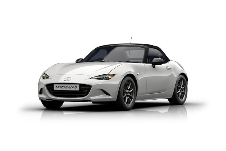 Mazda MX-5 Convertible 1.5 SKYACTIV-G 132PS SE-L 2Dr Manual [Start Stop] front view