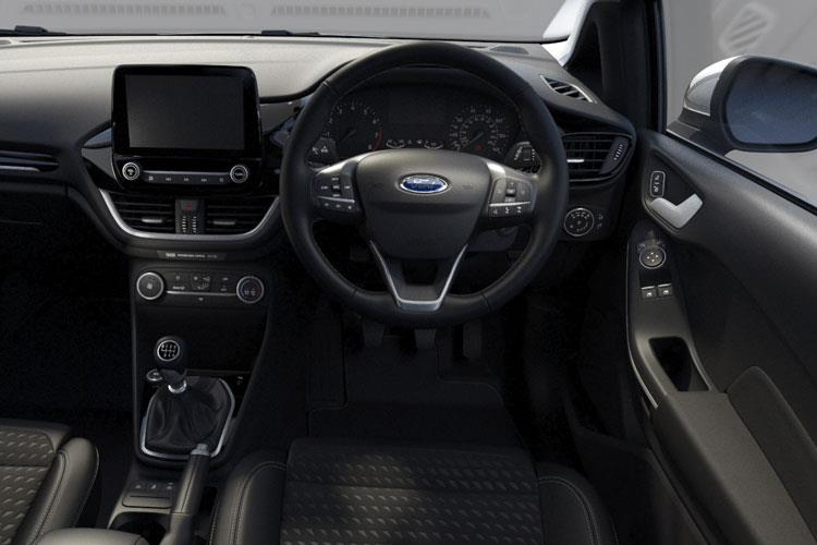 Ford Fiesta Hatch 3Dr 1.0 T EcoBoost MHEV 125PS Trend 3Dr Manual [Start Stop] [SNav] inside view