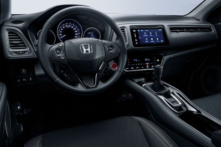 Honda HR-V SUV 5Dr 1.6 i-DTEC 120PS S 5Dr Manual [Start Stop] inside view