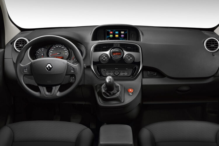 Renault Kangoo Maxi LL21 1.5 dCi ENERGY FWD 115PS Business+ Van Manual [Start Stop] inside view