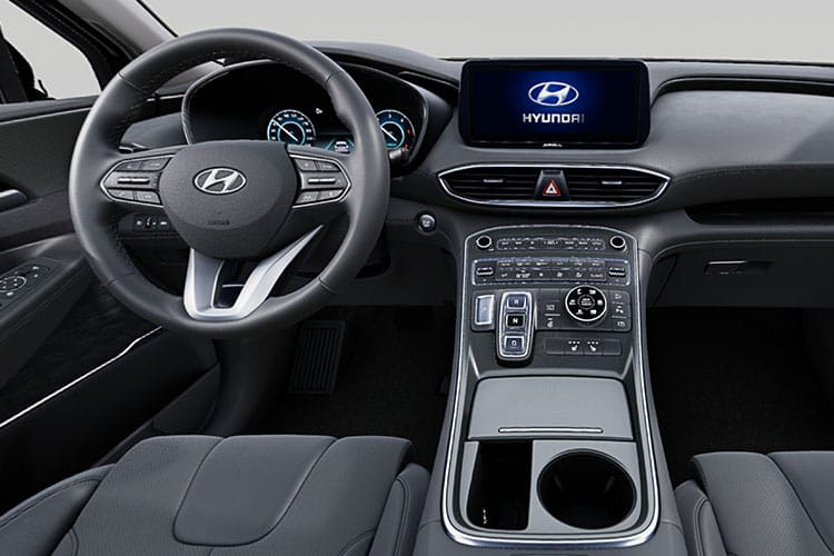 Hyundai KONA SUV 1.6 h-GDi 141PS SE 5Dr DCT [Start Stop] [Smart Sense] inside view